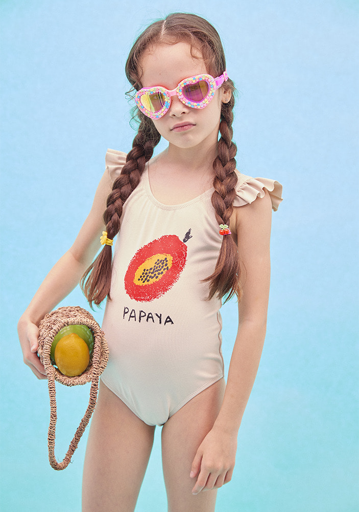 PAPAYA SWIMSUIT_Kids