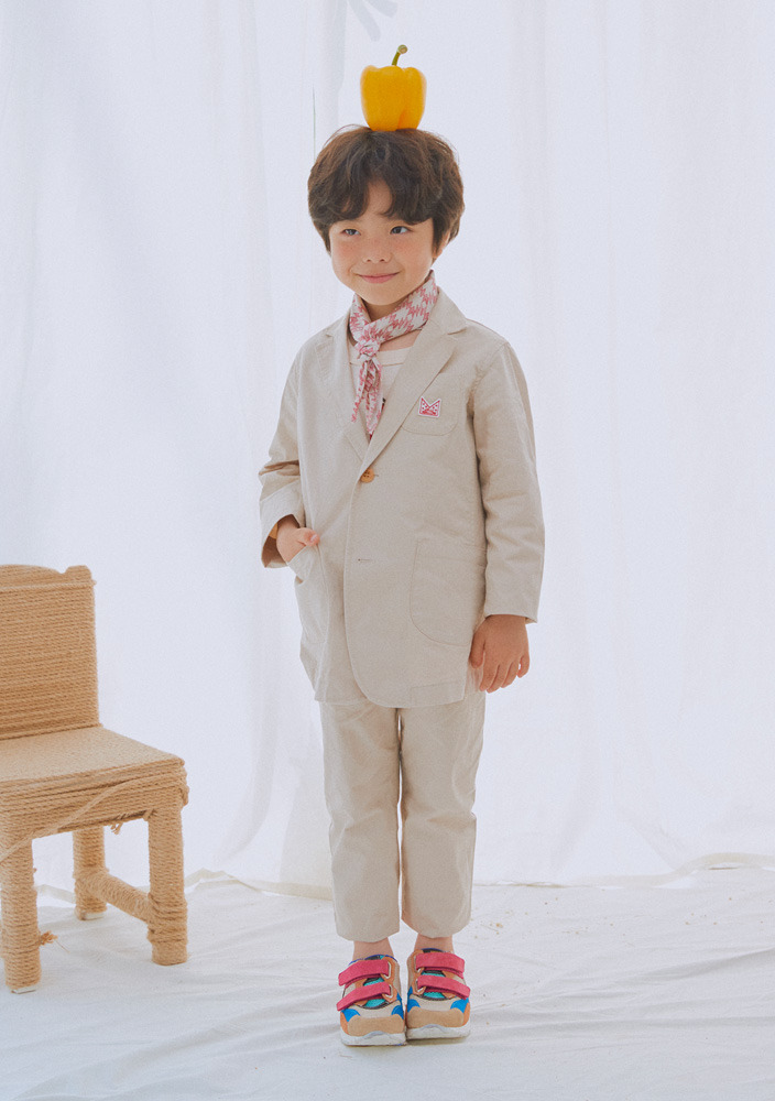 Casual Cotton Suit_Baby