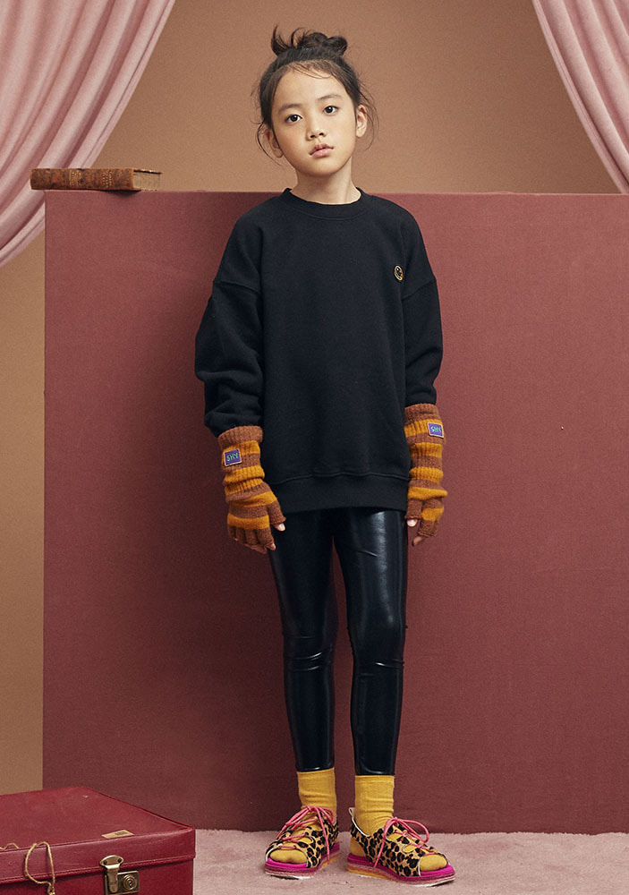 NEVERMIND PATCH SWEATSHIRT_Kids_#2