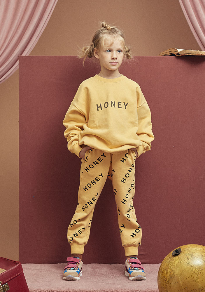 HONEY SWEATSHIRT _ Kids