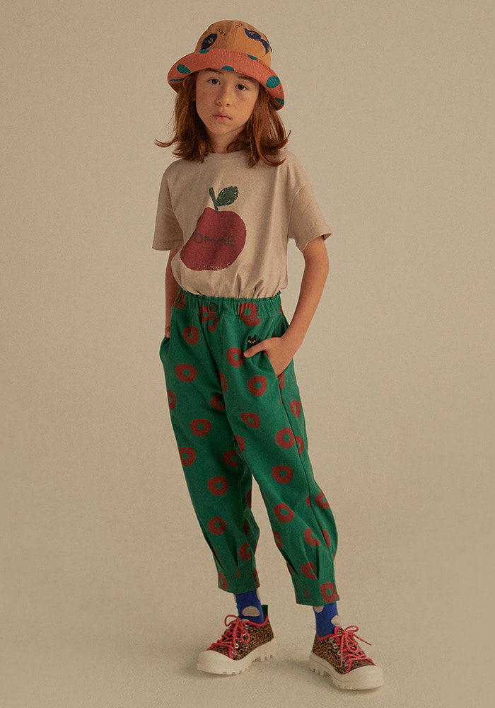 POMME SHORT SLEEVE T-SHIRT_Kids#2