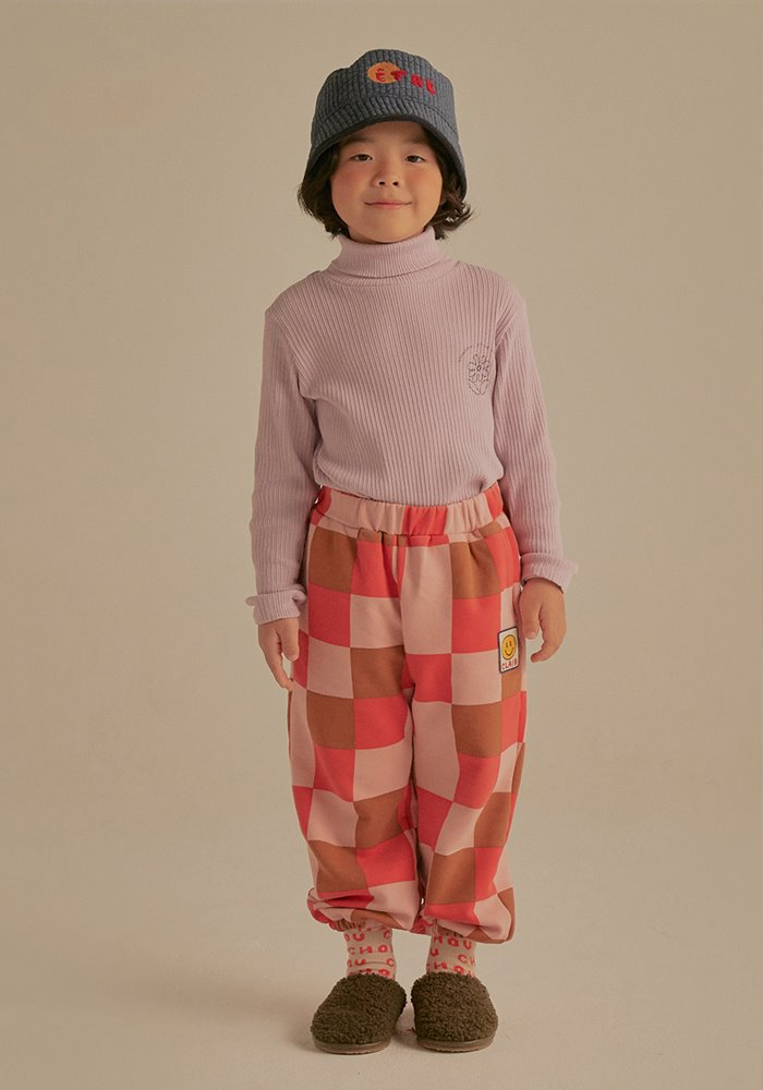 JELLY LOUNGE PANTS_Pink