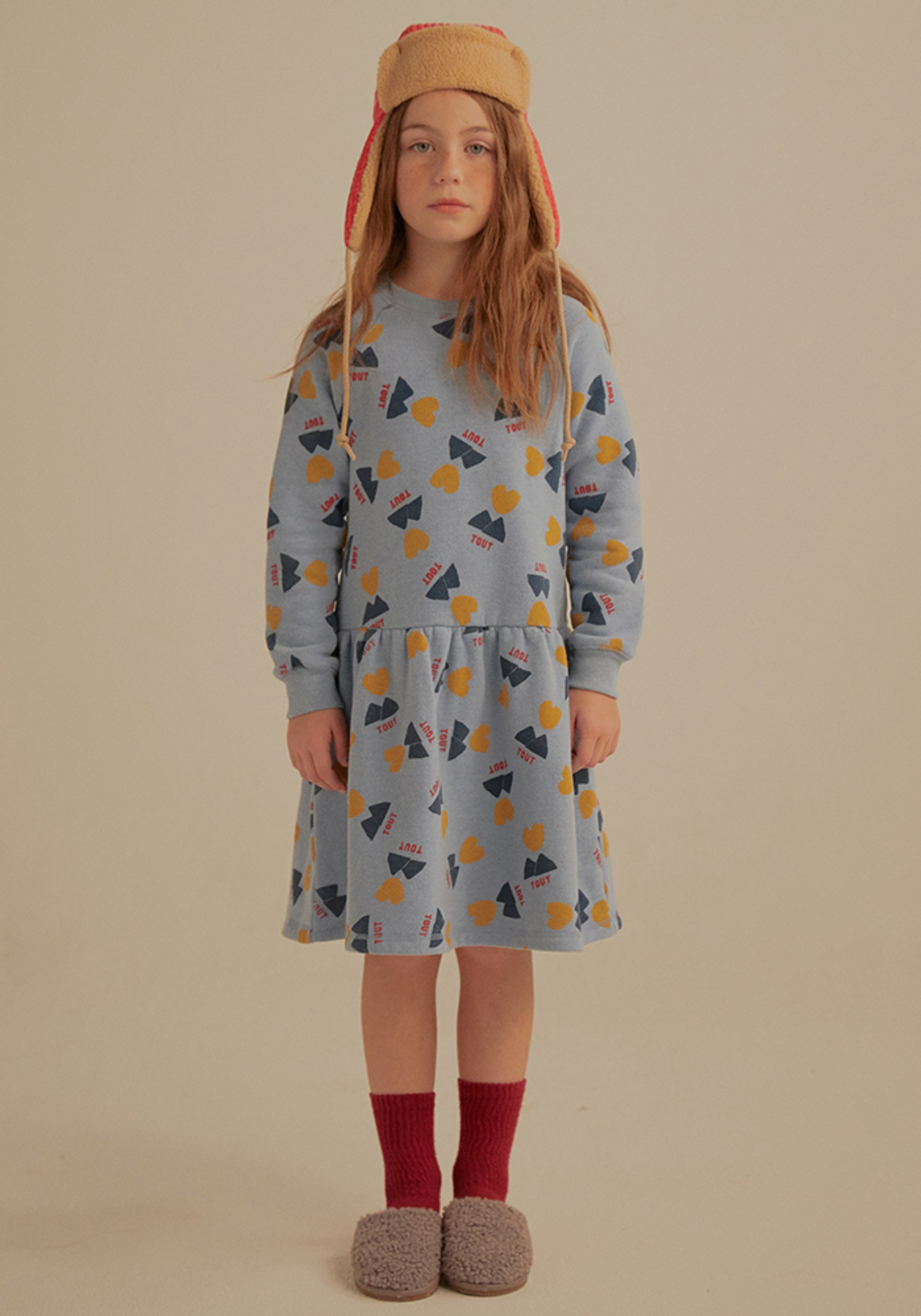 TOUT DRESS_Kids