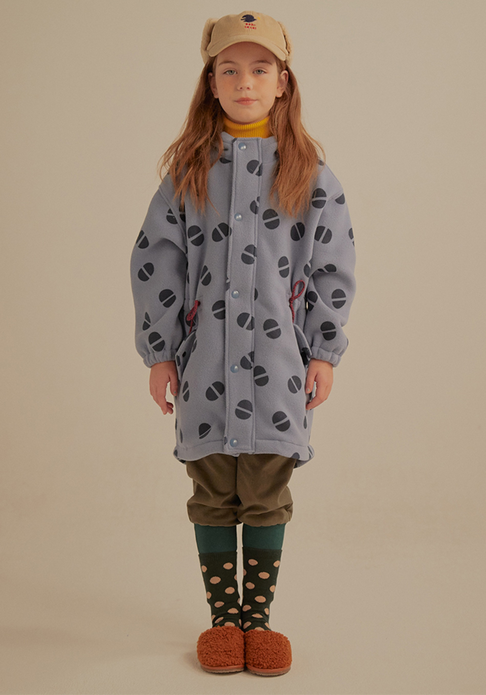 WARM FLEECE FIELD JACKET_Baby