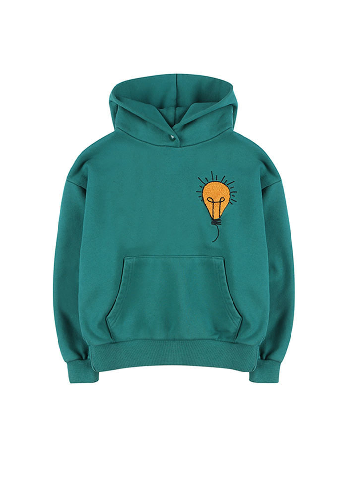 BIG IDEA HOODIE_Kids_Green