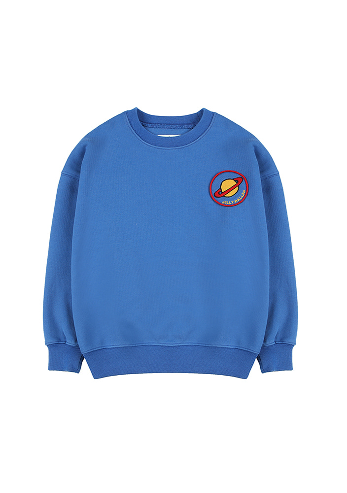 SATURN PATCH SWEATSHIRT_Kids