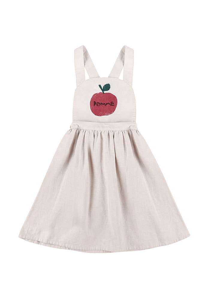 POMME APRON DRESS#2