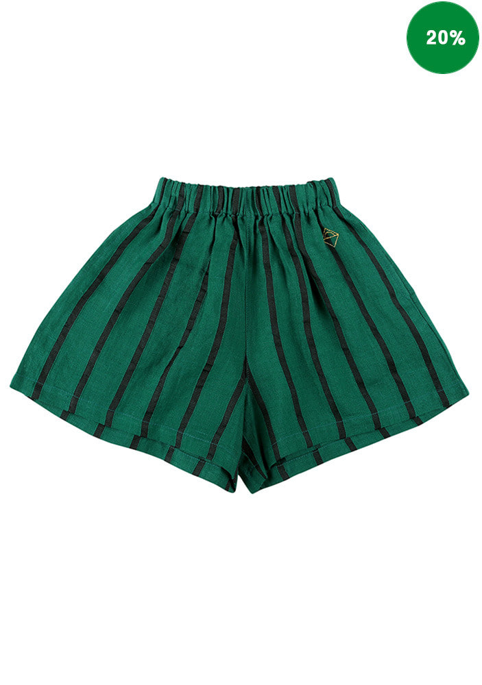 LINEN CULOTTES_Green_Baby