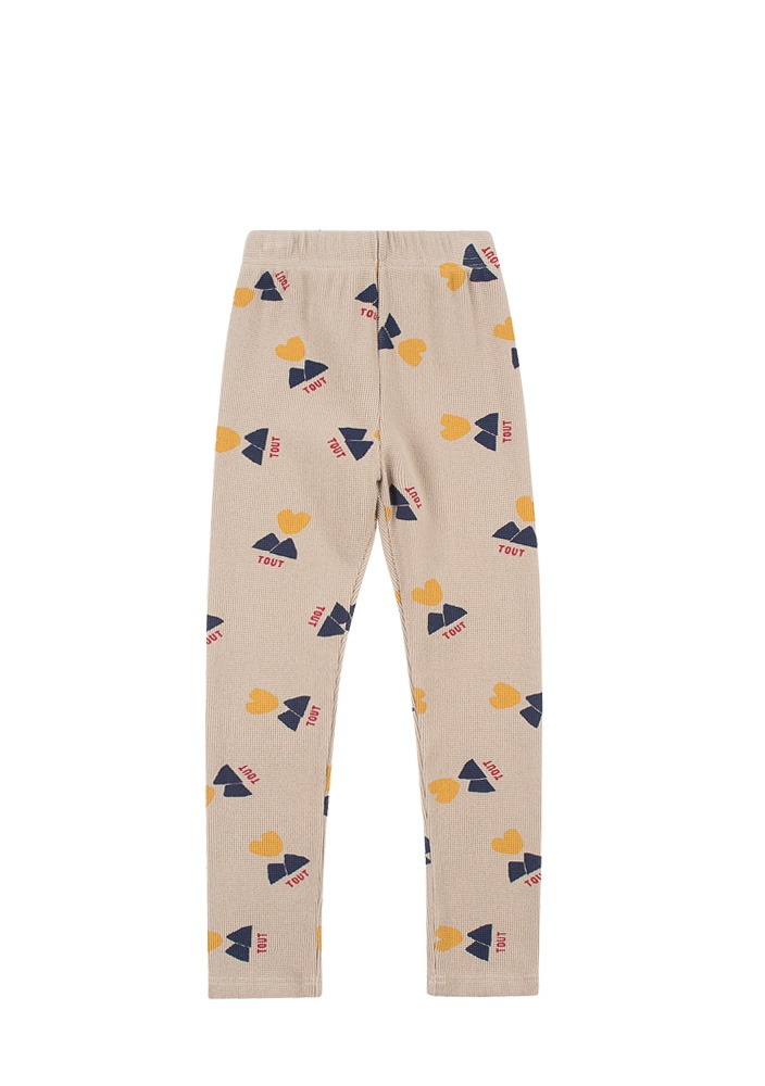 TOUT PATTERN PANTS _Kids#3