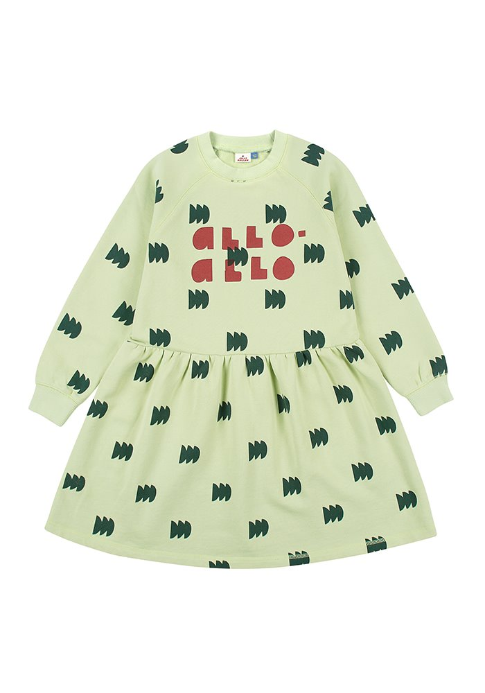 ALLO GREEN TREE DRESS_Kids