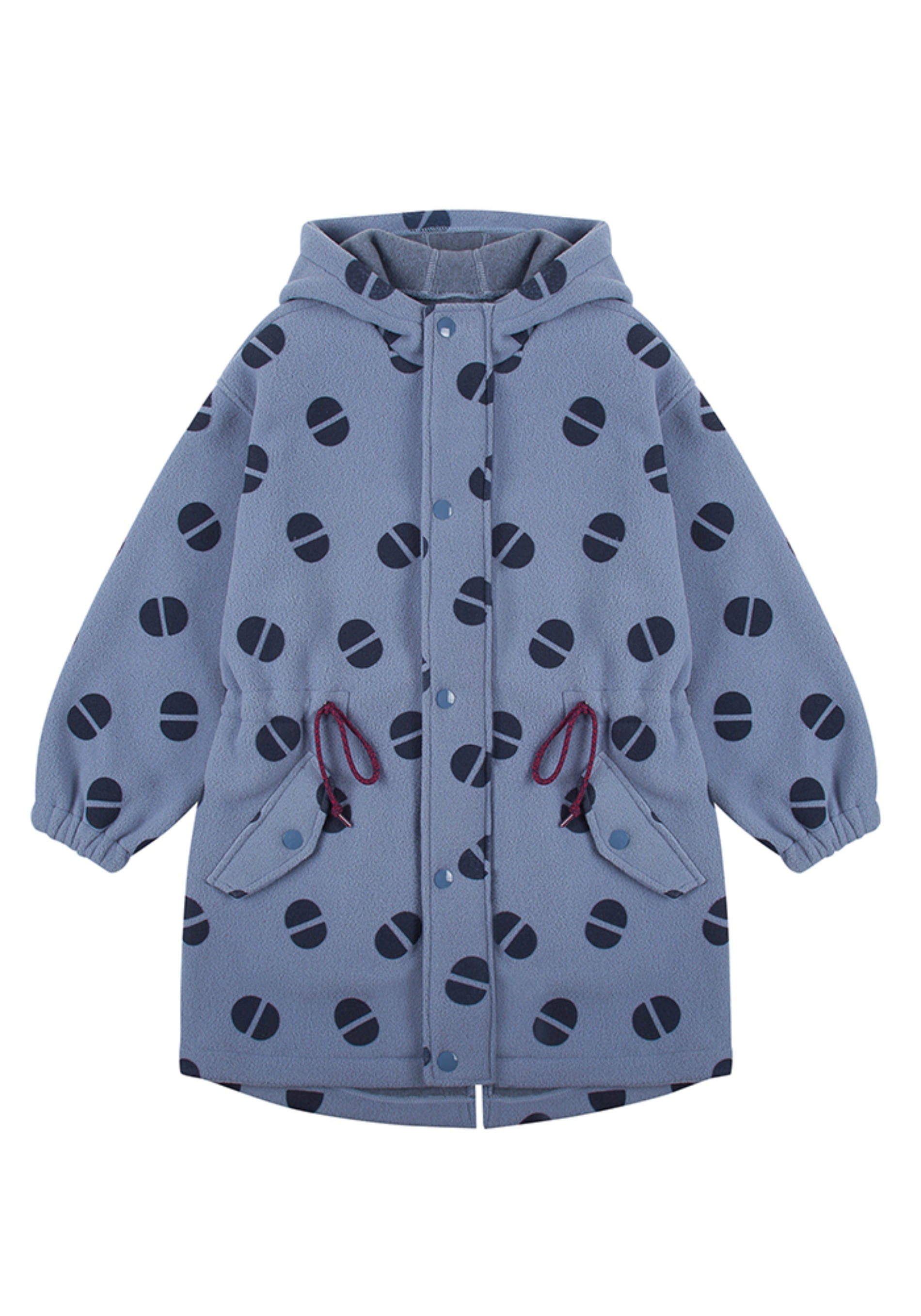 WARM FLEECE FIELD JACKET_Kids#2
